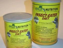 Корм для насекомоядных Insect-Eater Diet производитель ExoticNutrition США