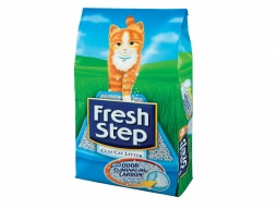 Наполнитель-Fresh Step 3.2 кг.