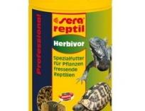 Корм для черепах и рептилий