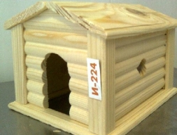 И-224 Дом д/мелких грызунов